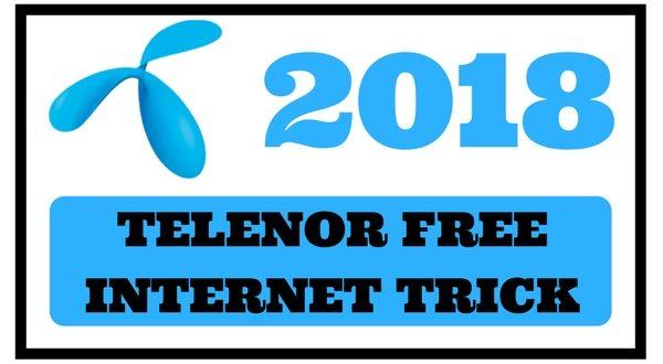 Telenor – Titel der Website